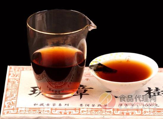 周翁老班章普洱茶怎么样,口感清爽回味无穷