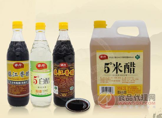 慶祝鎮江春光醋業有限公司與食品代理網四度續約!