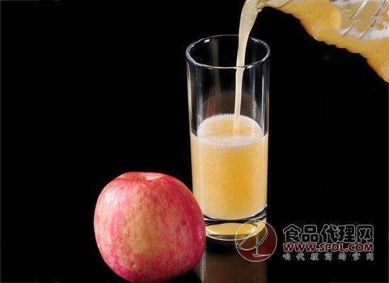 蘋果汁的成分,適量飲用蘋果汁有什么好處