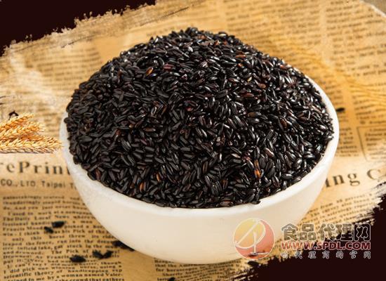 森王晶珍黑米多少钱,色泽自然黑亮