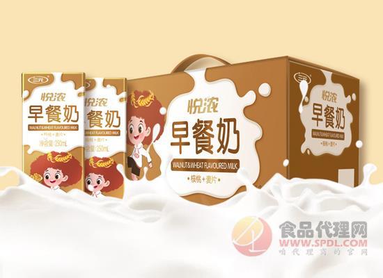 三元悦浓早餐奶多少钱,带来味觉新体验