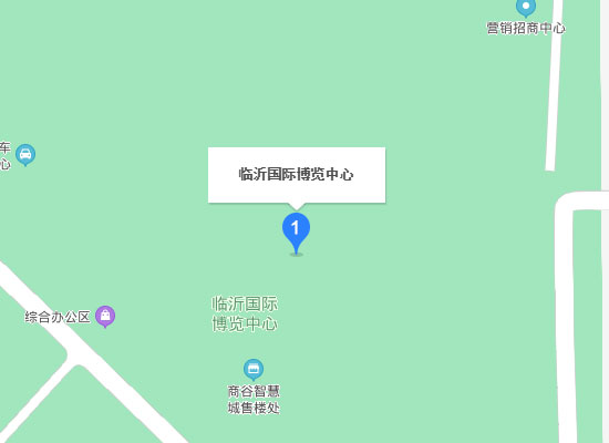 2021山東(臨沂)國際食品加工和包裝機械展覽會交通路線