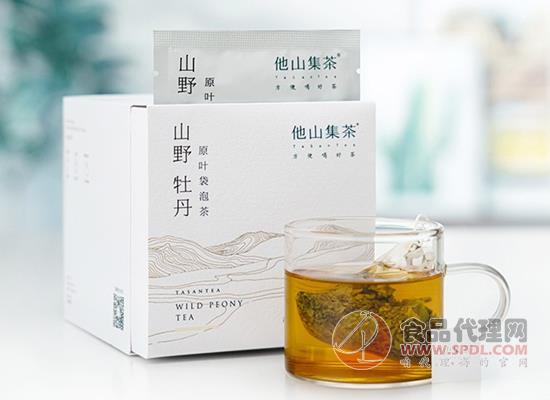 他山集茶山野牡丹多少錢,甄選野生白茶產區