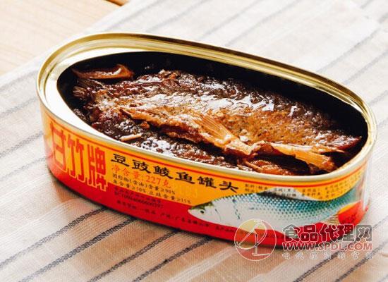 豆豉鲮鱼罐头可以直接食用吗,搭配什么食用