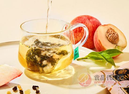 茶里蜜桃乌龙茶价格是多少,品味不一样的清香