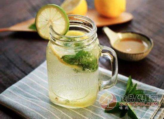 柠檬苏打水饮料能加热喝吗,可以自己制作苏打水吗
