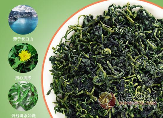 陈一凡蒲公英茶,细节见证品质的优质蒲公英