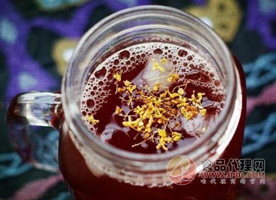 酸梅汤能和柿子一起吃吗,喝酸梅汤需要注意什么