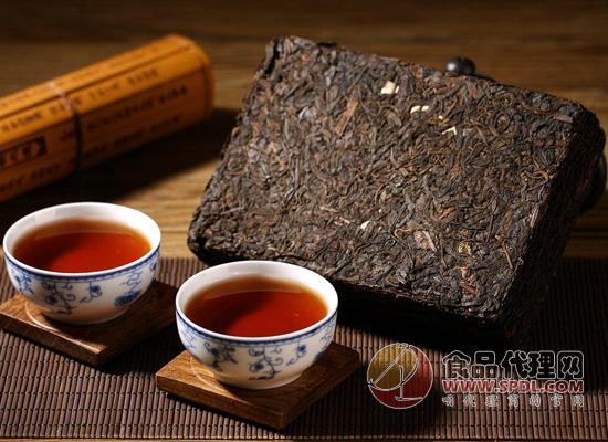 雅安市市監管開展磚茶產品質量監管