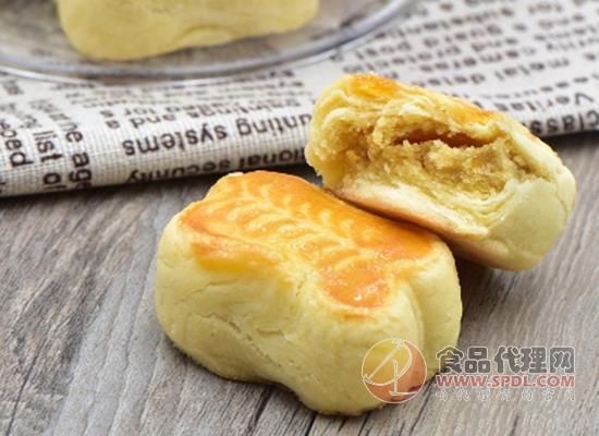 御茶膳房金沙奶黄酥多少钱,舌尖上的儿时味道