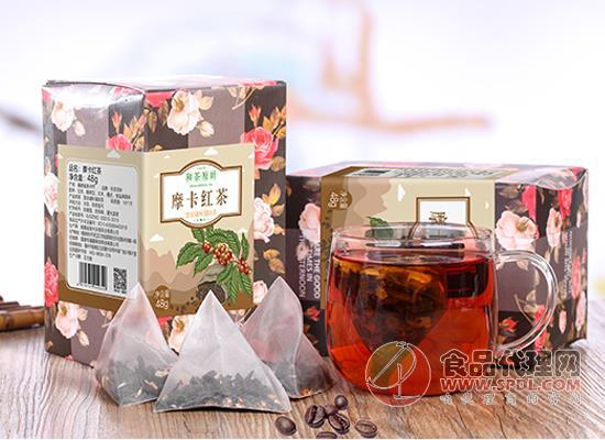 和茶原叶摩卡红茶多少钱,开袋即闻扑鼻香甜