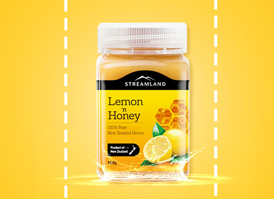 新溪島蜂蜜檸檬水,溫和養護由此開始