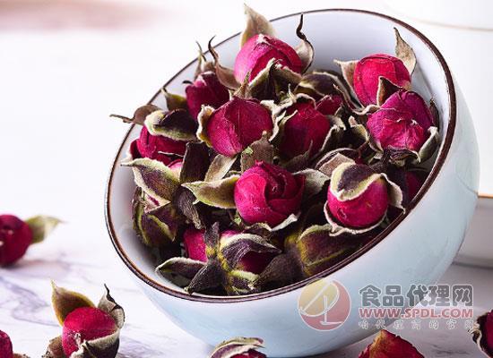 润弘永堂玫瑰花茶价格,花香浓郁健康选择