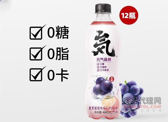 元気森林气泡水价格,经典美味的优质饮品