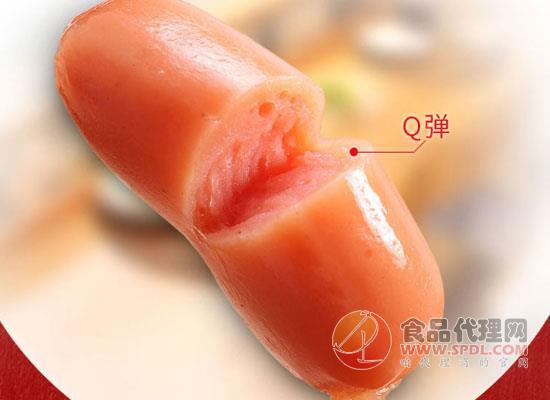 口水娃火腿腸多少錢,受人歡迎的口碑品牌