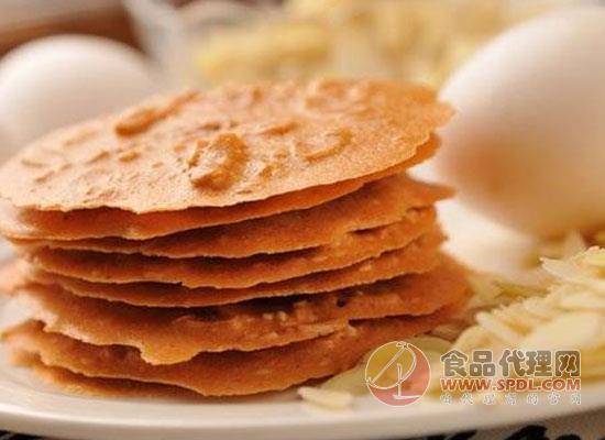 薄脆饼干热量是多少,薄脆饼干的制作方法