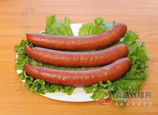 鹵火腿腸做法及配料,鹵火腿腸的熱量是是多少