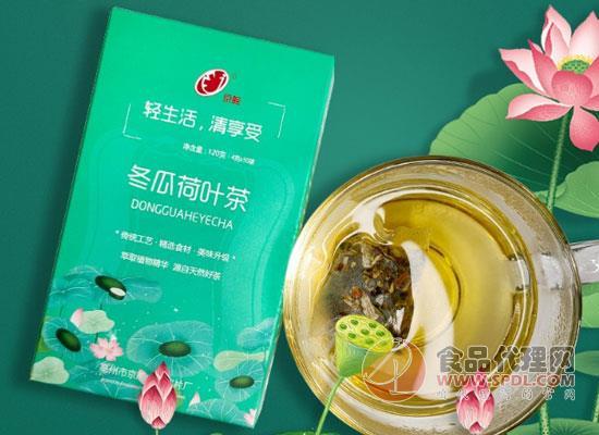 京皖荷叶茶多少钱,富含大自然的味道