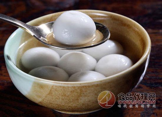 龙凤黑芝麻汤圆,元宵节必备的优质汤圆
