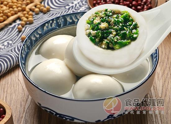 农谣人荠菜猪肉汤圆多少钱,浓郁江南风味