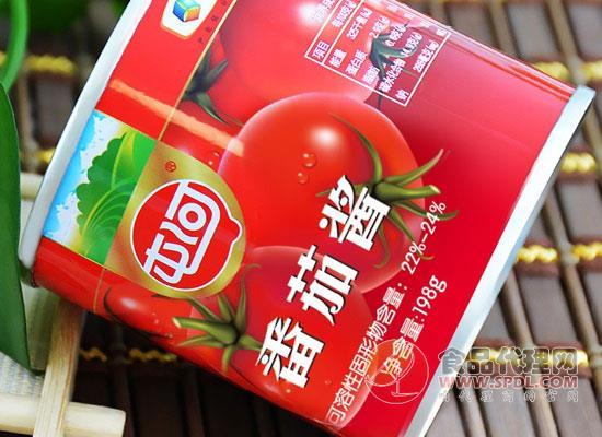 屯河番茄醬怎么樣,酸甜美味用法多樣