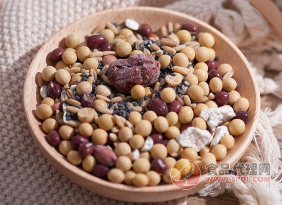 五芳斋暖意豆浆料多少钱,7种口味同时拥有