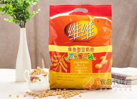 维维豆奶粉价格,均衡营养好喝又美味