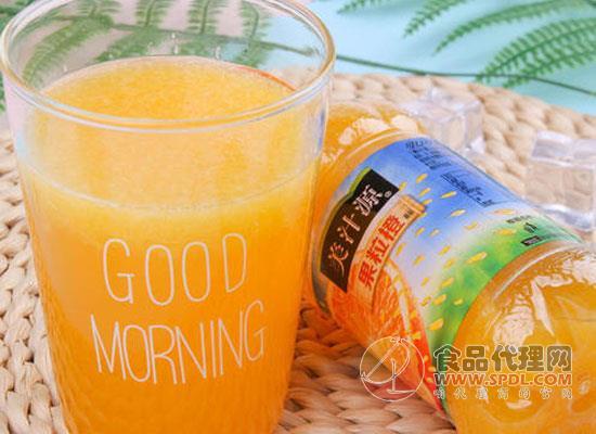 统一果粒橙怎么样,喜欢果粒橙的看过来