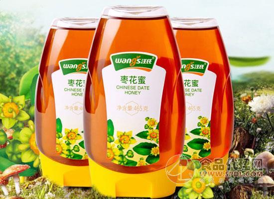 汪氏枣花蜂蜜多少钱,来自大自然的馈赠