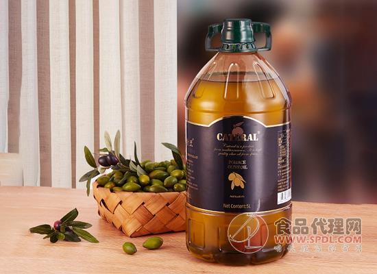 凯特兰橄榄油好在哪里,满足中式料理