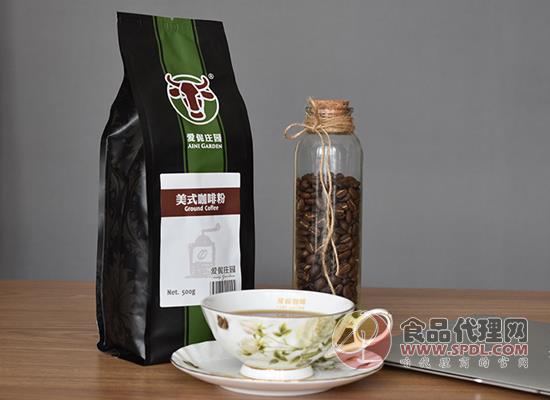 爱伲庄园美式咖啡粉多少钱,香气与口感并存