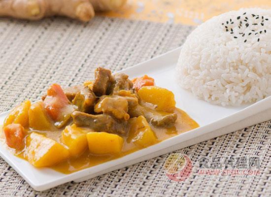 古龙咖喱牛肉罐头,营养美味势不可挡