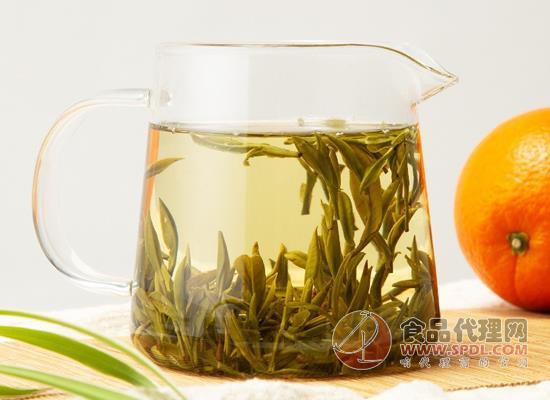 黄茶和绿茶的区别,四大区别早知道