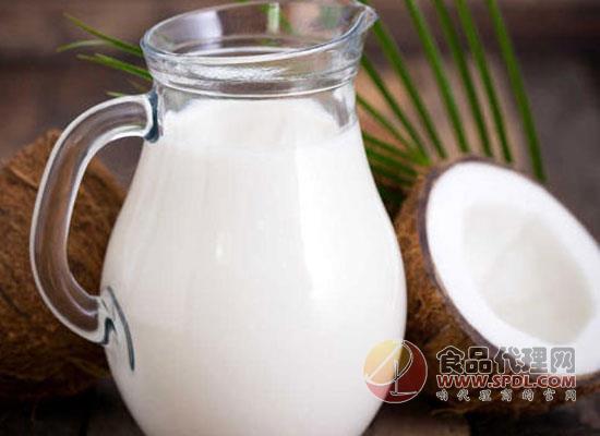 椰奶和椰子汁有什么区别,椰奶的热量高吗