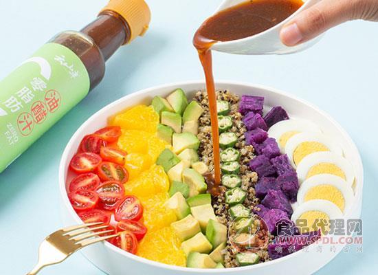 云山半油醋汁价格,零脂零糖更健康