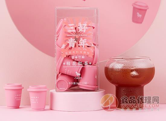 八马桂花红茶多少钱,采用mini萌趣茶杯