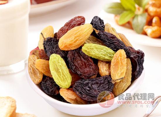 楼兰丝路新疆四色葡萄干,来自新疆的美食