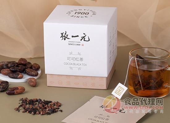 張一元可可紅茶多少錢,茶香回旋于唇舌之間