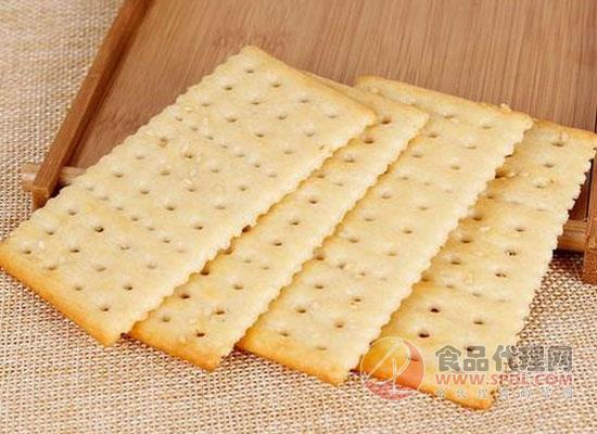 苏打饼干的做法,吃苏打饼干会发胖吗