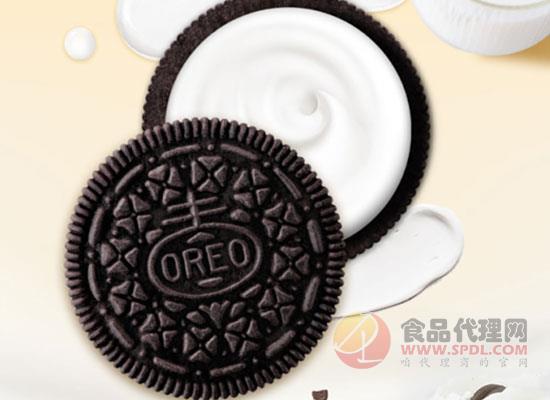 奥利奥原味饼干,独立小包装更实惠