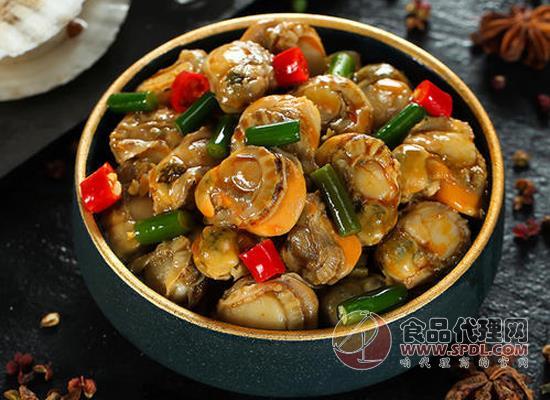 俏漁匠麻辣扇貝罐頭多少錢,源自大海的美味