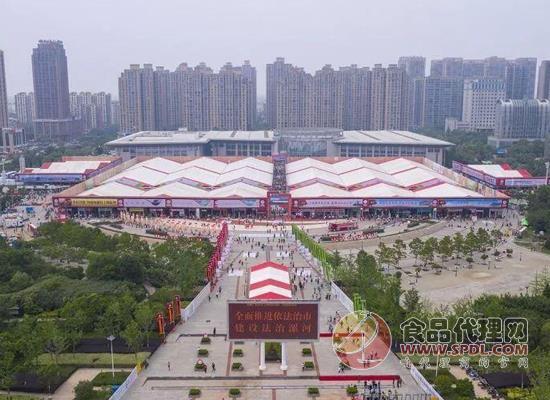 2021第19屆漯河食品博覽會展位價格