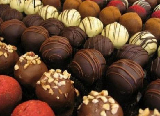 如何制作巧克力球,快来一起尝试一下