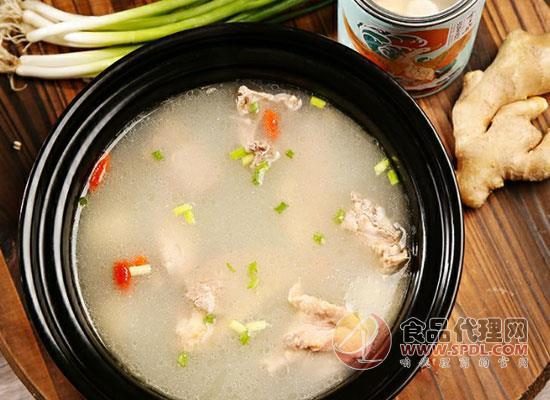 李子柒浓缩高汤即食罐头价格,方便美味