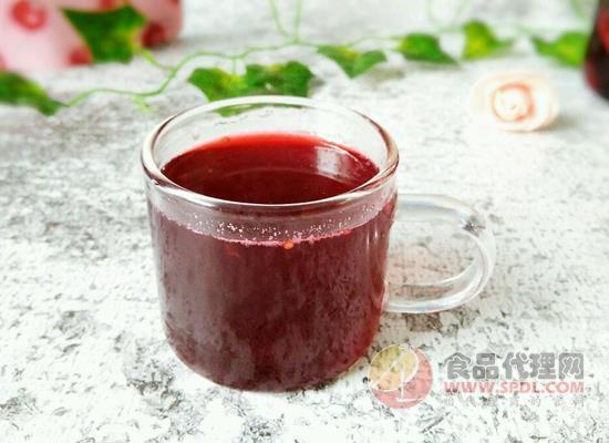桑葚汁怎么做好喝,桑葚汁的做法