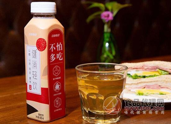 江中食疗健消轻饮无糖饮料,无糖的更健康