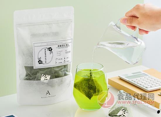 飞鸟制茶柠檬煎茶怎么样,茶师专业配比