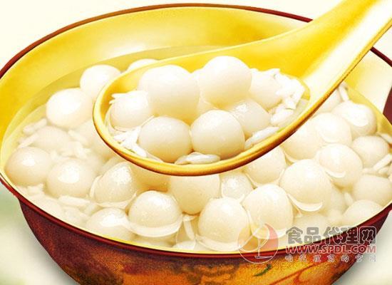安井酒酿糯米圆子,国民传统的甜点