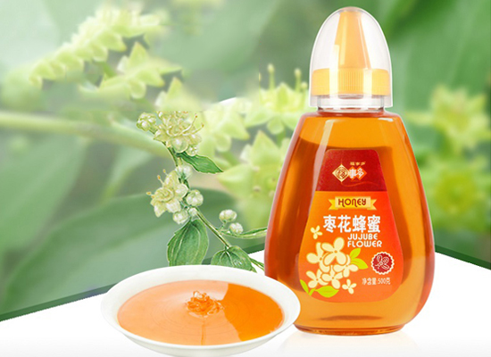 福事多棗花蜂蜜多少錢,感受農家蜂蜜的味道