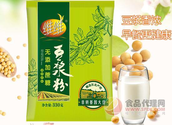 維維豆漿粉價格,健康早餐新選擇